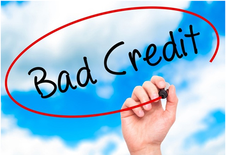 Hard money loan with bad credit